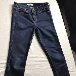 Woman's Hollister denim jeans